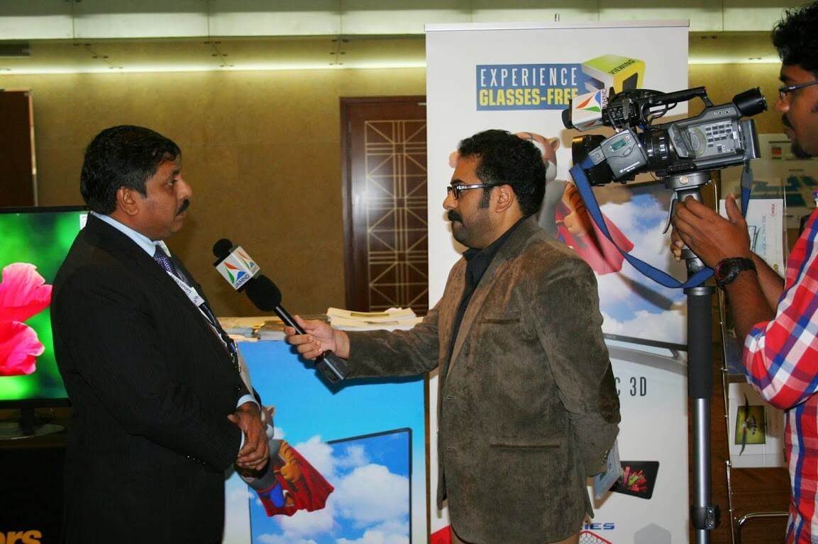 Jai Hind Tv Interview