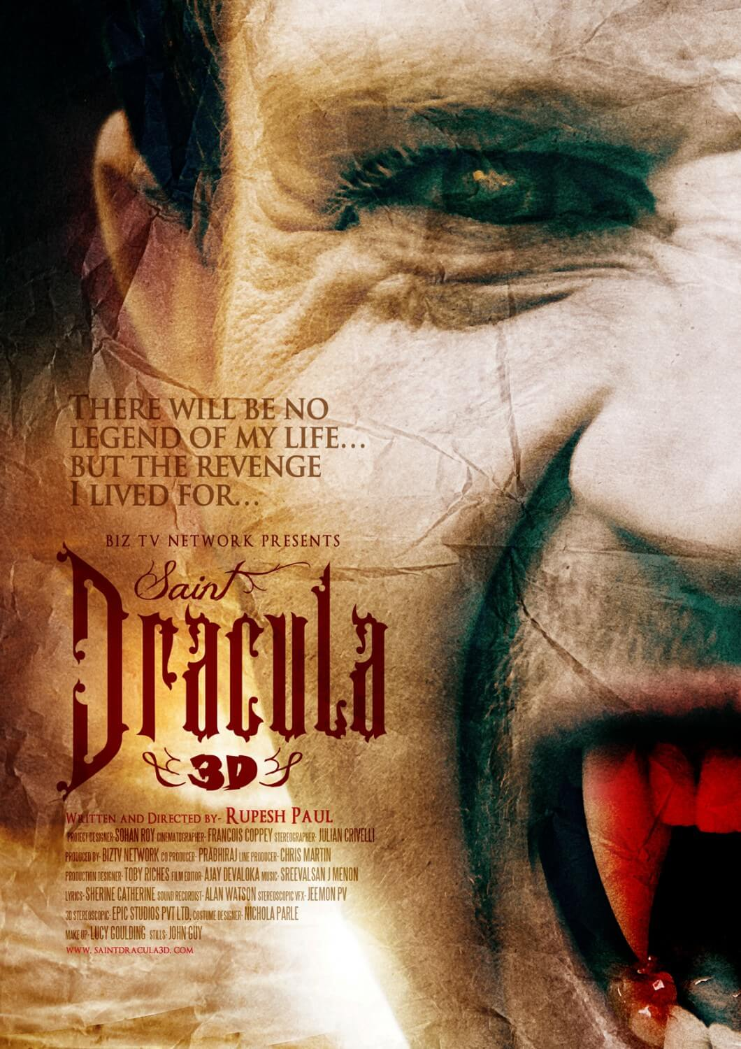 Saint Dracula New Trailer - Oscar 2013