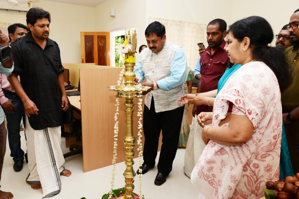 Aries Marine Punalur Office Inauguration