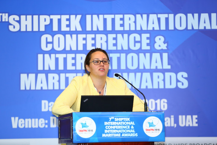 ShipTek 2016 International Maritime Awards