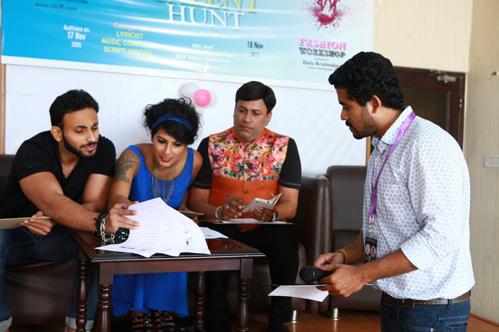 Talent Hunt DAy2 -Fashion Workshop