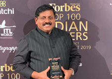 Sohan Roy ranked @ Forbes Middle East 2019